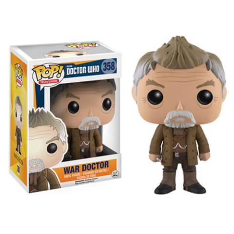 Figura Pop! Vinyl Doctor Guerrero - Doctor Who