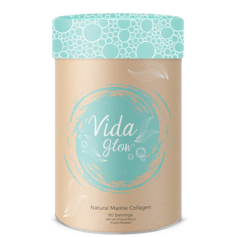 Vida Glow Loose Powder - Original 270g