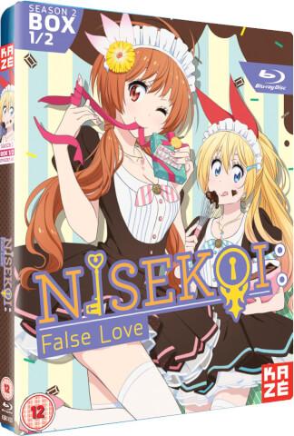 Nisekoi: False Love Season 2 Part 1 (Episodes 1-10)