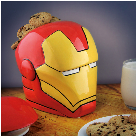 Marvel Iron Man Cookie Jar