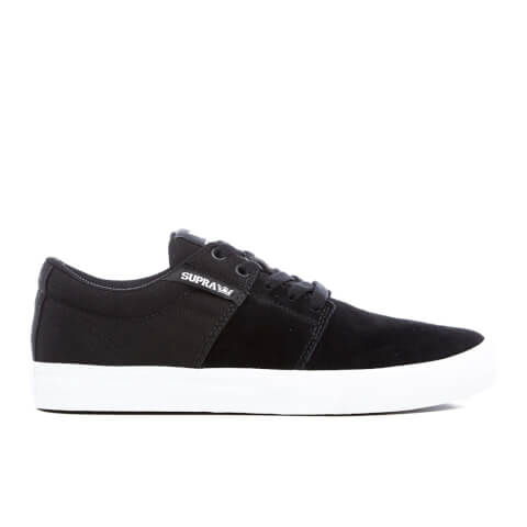 Baskets Homme Supra Stacks Vulc II - Noir