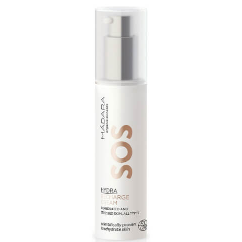 MÁDARA SOS Hydra Recharge Cream 50ml