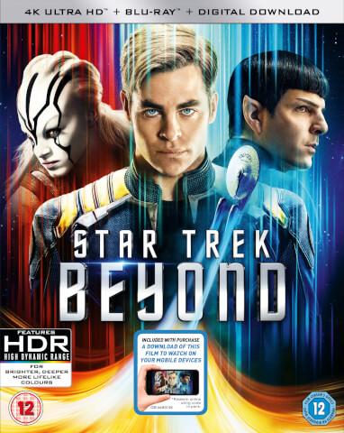 Star Trek Beyond - 4K Ultra HD (Includes UltraViolet Copy)