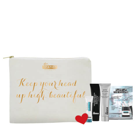 Dr. Brandt One Love One Heart Kit (Worth $56)