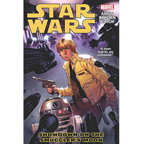 Star Wars Vol. 2: Showdown on Smugglers Moon Paperback Graphic Novel