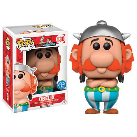 Asterix & Obelix Obelix Pop! Vinyl Figure
