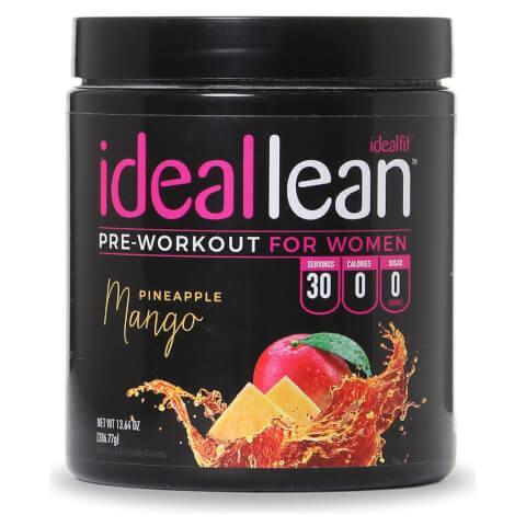 IdealLean Pre-Workout - Pineapple Mango