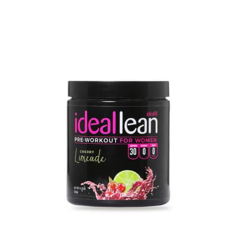 IdealLean Pre-Workout - Cherry Limeade