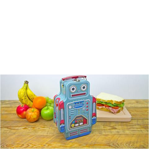 Boîte à Déjeuner Robot