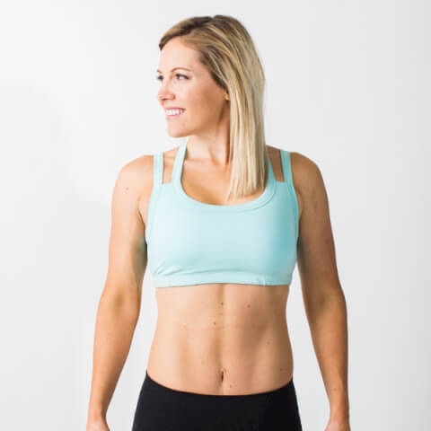 Mint Endurance Bra