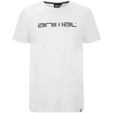 Animal Men's Classico T-Shirt - White