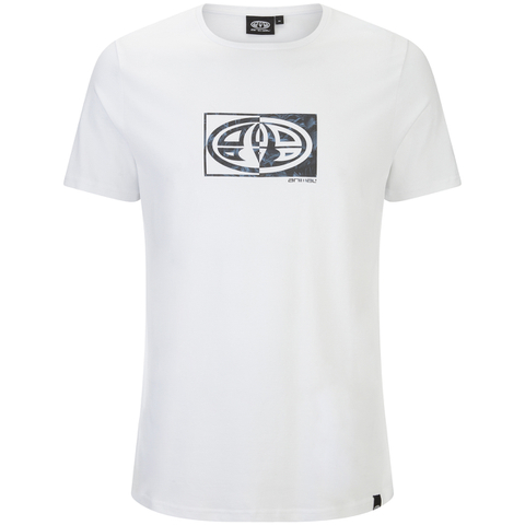 T-Shirt Homme Claw Back Animal -Blanc