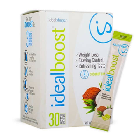 Coconut Lime IdealBoost