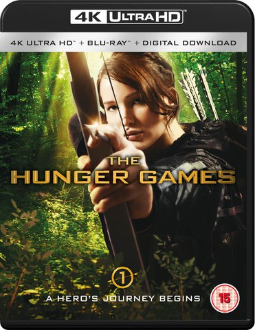 The Hunger Games - 4K Ultra HD