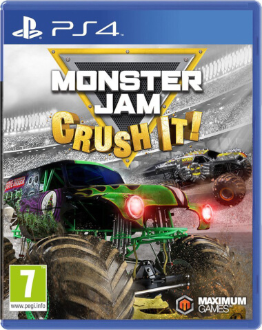 Monster Jam - Crush It