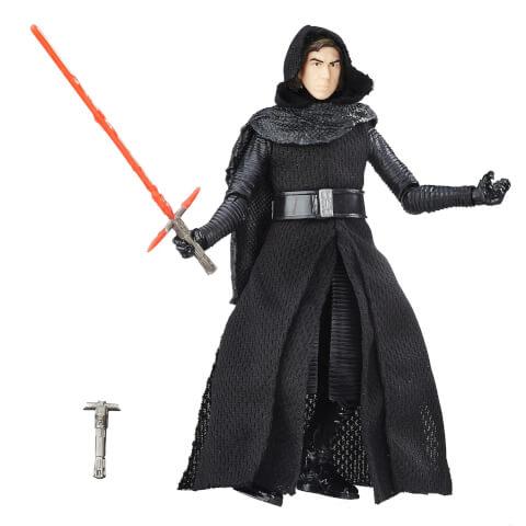 Star Wars The Black Series Kylo Ren Unmasked 6-Inch Figure
