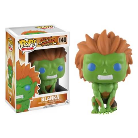Figura Pop! Vinyl Blanka - Street Fighter
