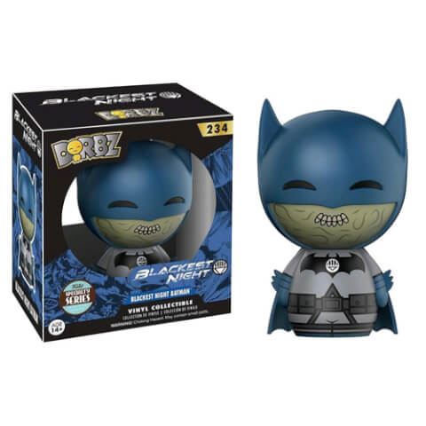 Figurine Dorbz Blackest Night Batman Speciality - DC Comics