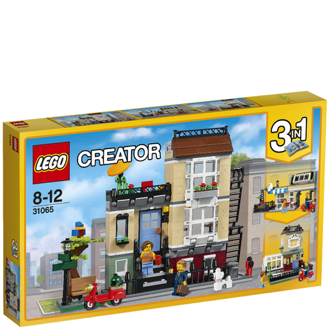 LEGO Creator: La maison de ville (31065)