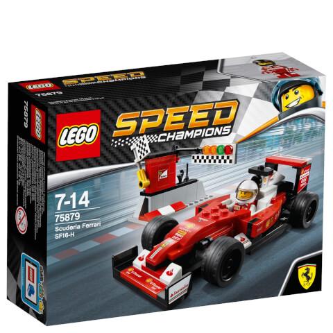 LEGO Speed Champions : Scuderia Ferrari SF16-H