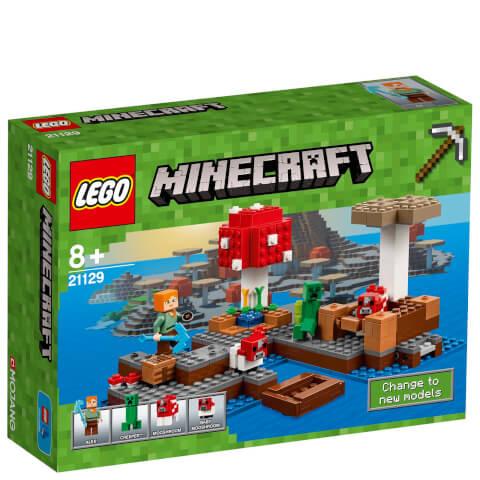 LEGO Minecraft: Le biome champignon (21129)