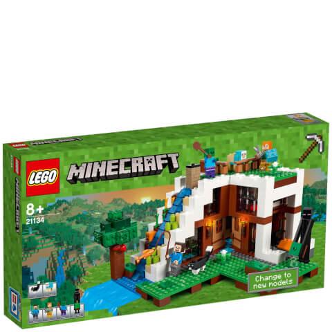 LEGO Minecraft: La base sous la cascade (21134)
