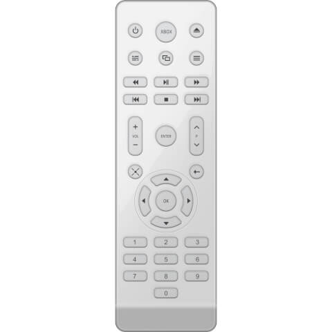 ORB Xbox One S Media Remote