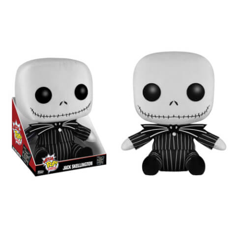 The Nightmare Before Christmas Jack Mega Pop! Plush