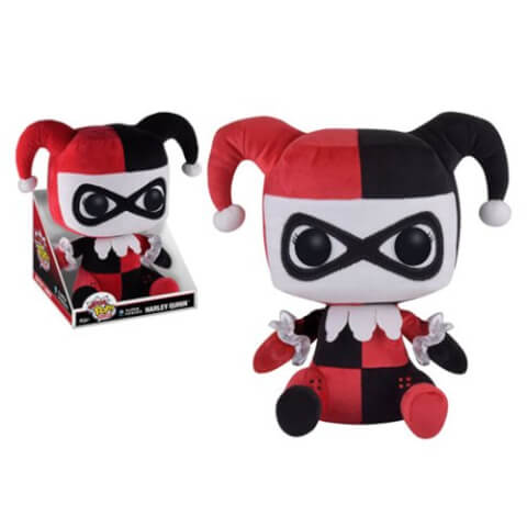 DC Harley Quinn Pop! Plush