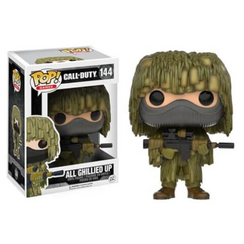 Call of Duty All Ghillied Up Funko Pop! Figuur