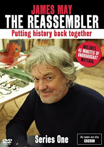 James May - The Reassembler - Series One