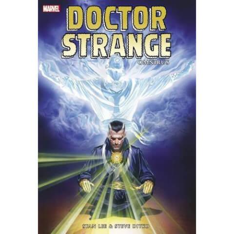 Doctor Strange Omnibus Volume 1 Graphic Novel