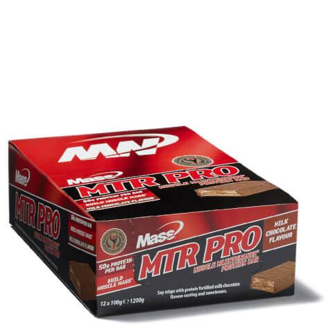 Mass MTR Bar, 12 x 100g Bar