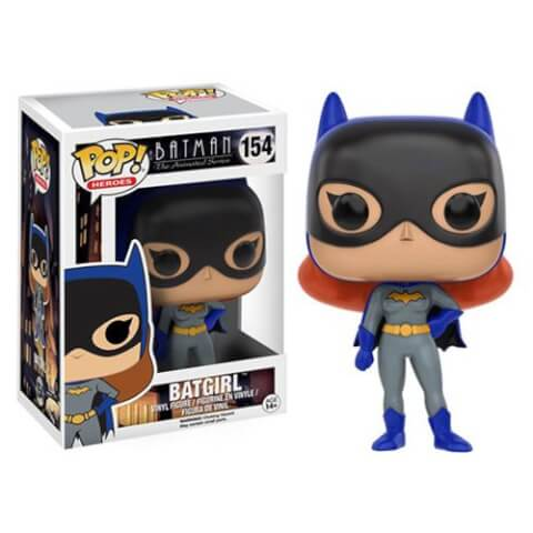 Figurine Funko Pop! Batman, la série animée Batgirl