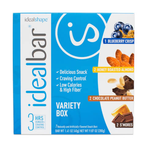 IdealBar Variety Box