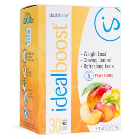 IdealBoost Peach Mango
