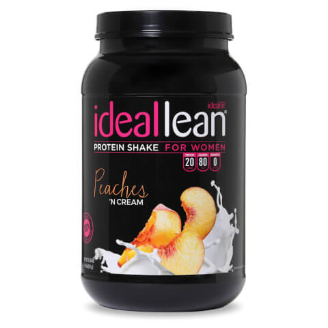 IdealLean Protein - Peaches N Cream