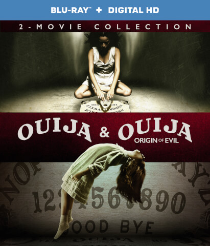 Coffret Ouija/Ouija : les origines (+version digitale)
