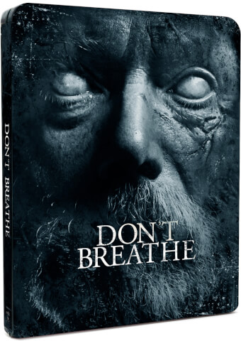 Don't Breathe - Limited Edition Steelbook
