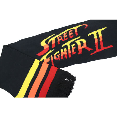 Street Fighter Official Classic Scarf