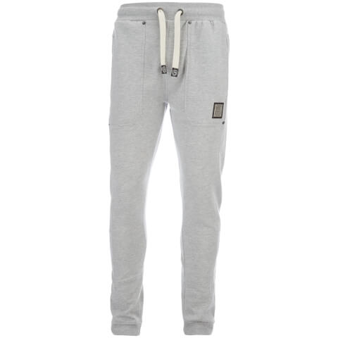 Jogging Smith & Jones pour Homme Tiverton-Gris Chiné