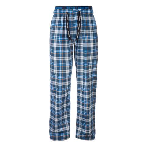 Tokyo Laundry Men's Golding Check Lounge Pants - Blue