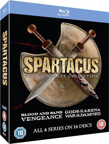 Spartacus Complete - Slim Edition