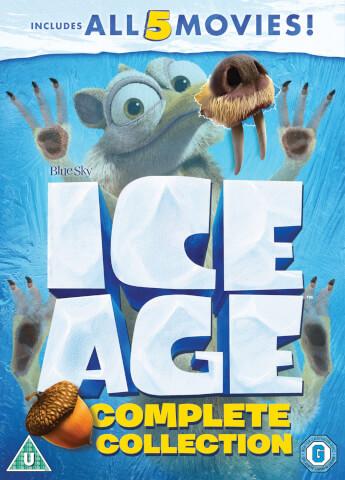 Ice Age: 1-5 Boxset