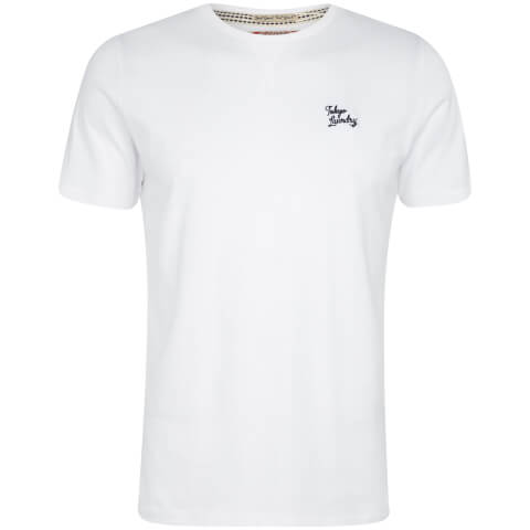 Tokyo Laundry Men's Essential Crew Neck T-Shirt - Optic White