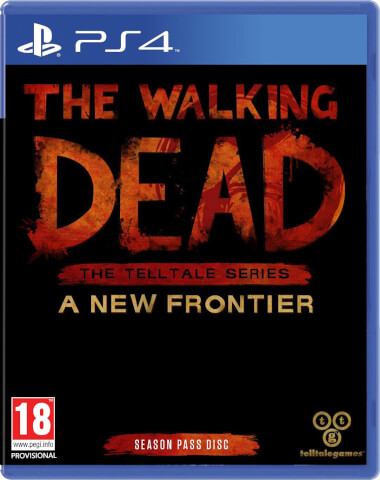 The Walking Dead - Telltale Series: The New Frontier
