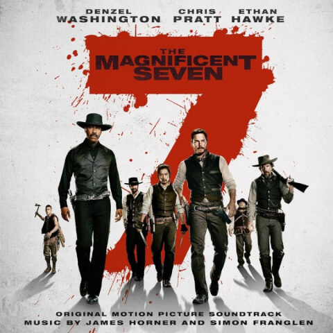 Magnificent Seven - Original Soundtrack (2LP)