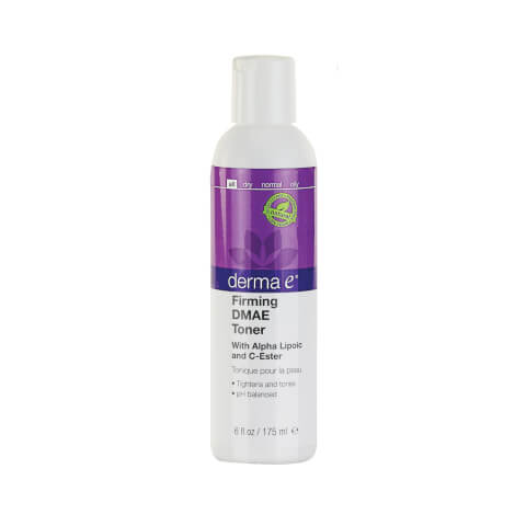 derma e Firming Toner with DMAE Alpha Lipoic and C-Ester