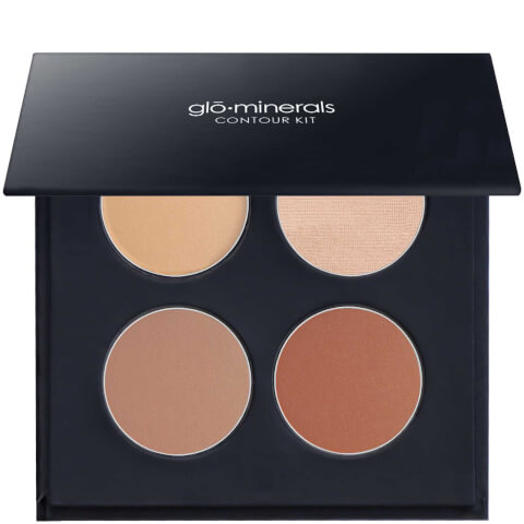 glo minerals Contour Kit - Medium/Dark