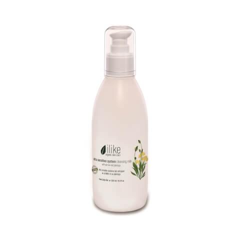 ilike organic skin care Ultra Sensitive System Cleansing Milk